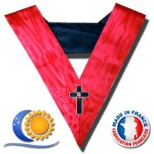 REAA Sautoir 18e degré croix latine