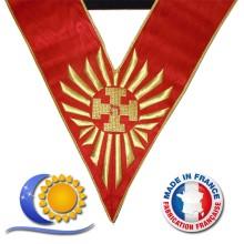 REAA Sautoir TSA Suprême conseil pour la France