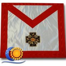 REAA Tablier 18e degré croix potencée Import