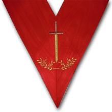 REAA Sautoir officier 18e degré fab France