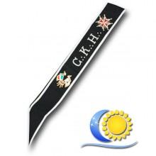 REAA Cordon 30e degré CKH + croix et drapeaux