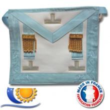 Tablier de VM/EM 3 taus pendrilles ruban décoré L&S RER