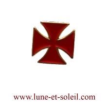 Pins croix templière / CBCS
