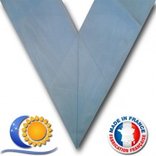 Sautoir d'officier RFT/SOT bleu ciel fabrication france