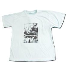 "Tee shirt ""cheminer vers la lumière"""