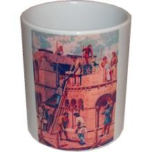 """Mug / Tasse """"Batisseur des Cathedrales"""""""