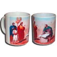 "Mug / Tasse ""Temple de Salomon"""