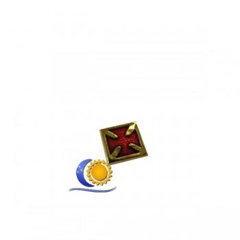 Pin's Croix Templiére