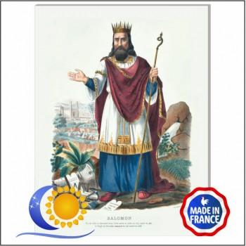 Poster Roi Salomon
