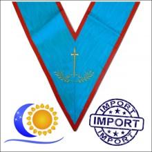 REAA Sautoir brodé fonction couvreur Import