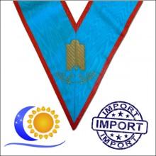 REAA Sautoir brodé fonction second surveillant Import