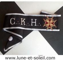 REAA Cordon 30e degré CKH et croix 30 Import