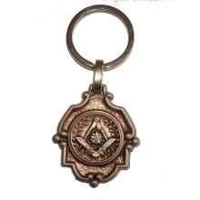 Porte clés jeton de présence