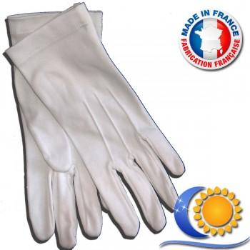 Gants blancs haut de gamme