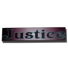 Panneau Bois pour loge Justice