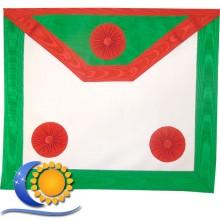 Tablier MX bavette hexagonale