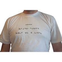 Tee Shirt Franc Maçon lettres maçonniques