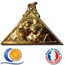 Médaille d'adoption