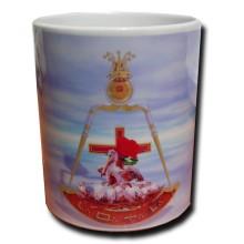 """Mug / Tasse """"Rose Croix"""""""