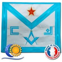 RFG Tablier Lettres Maç. etoile compas équerre