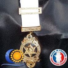 Médaille compagnon Arche Royale