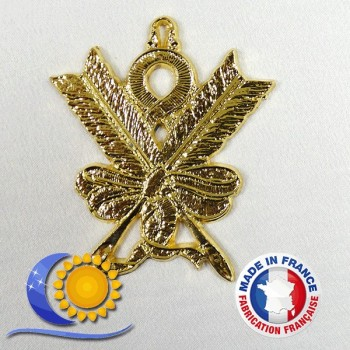 REAA/RF/RER Bijou de fonction secretaire - Fabrication française