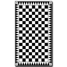 Tapis de Loge Pavé Mosaique 1.20 x 1.95