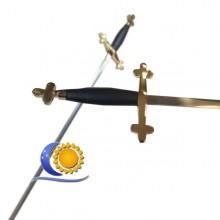 Epée Rectifiée Traditionnelle Sans fourreau