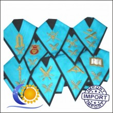 REAA Ensemble 9 sautoirs collége complet 4e degré Import