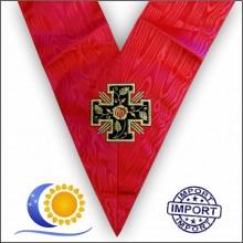 REAA Sautoir 18e degré croix potencée Import