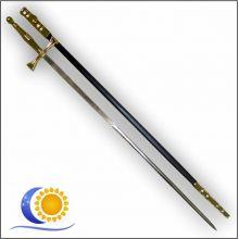 Epée Style KT Lame décorée