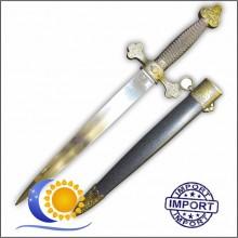 Dague maçonnique et son fourreau