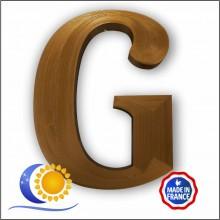 Lettre G à suspendre