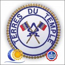 Macaron petite tenue pour tablier provincial - fabrication France L&S
