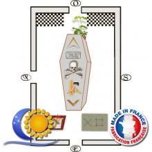 Tableau de loge 3e degré REAA