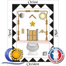 Tableau de loge 1er/2eme degrés RER Selon GLTSO