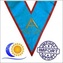 REAA Sautoir brodé fonction 1er surveillant Import