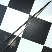 Epée fine noir uni
