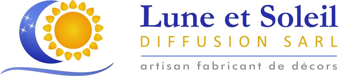 Logo Lune et Soleil Fabricant Décors Maçonniques
